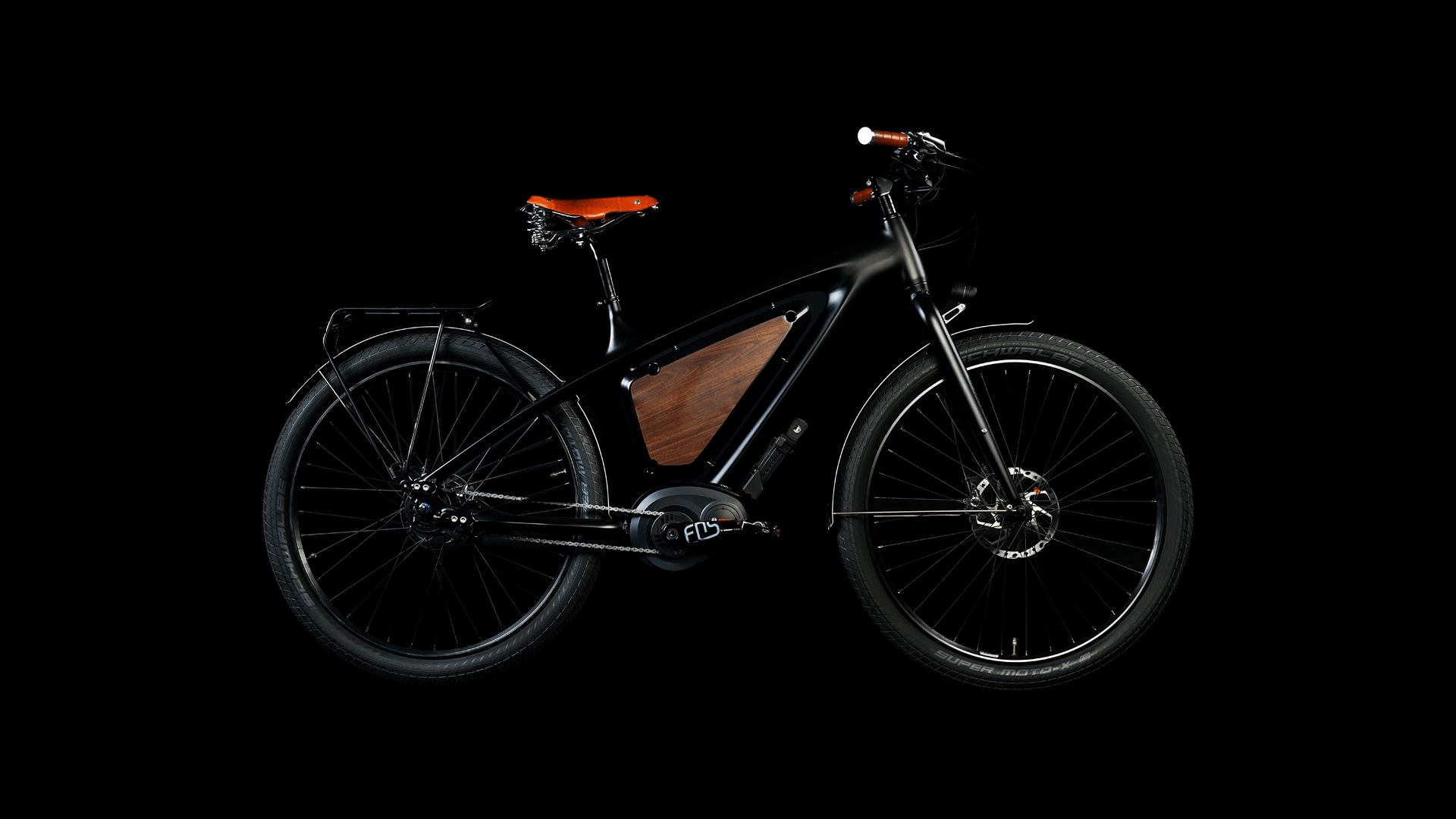 electric bike with Bosch performance system