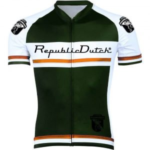Republic Dutch official cycling jersey