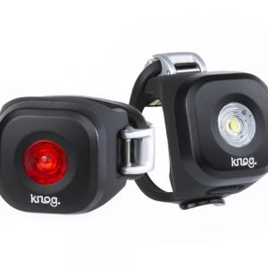 Knog Lights Twinpack – Blinder Mini Black