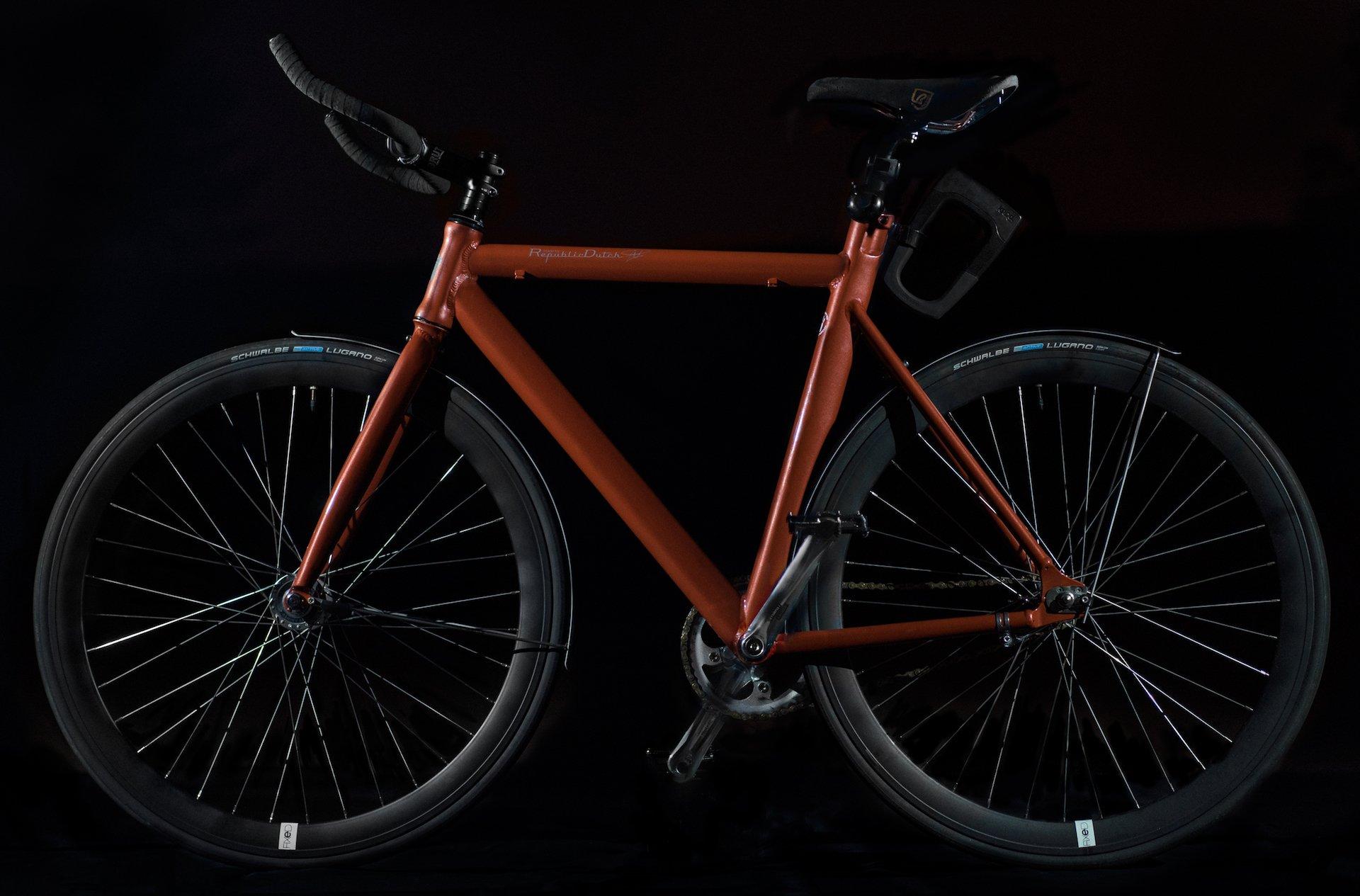 Quality fixed bike | custom made