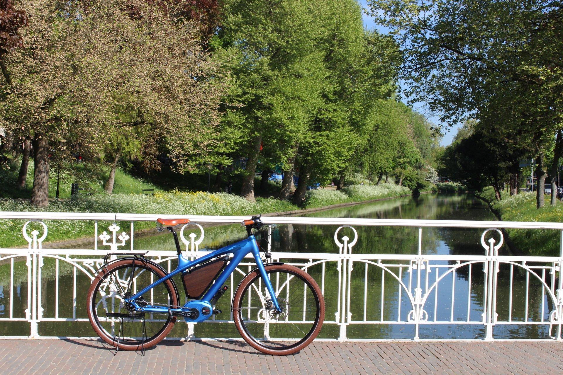 Buy a new electic bike in Utrecht