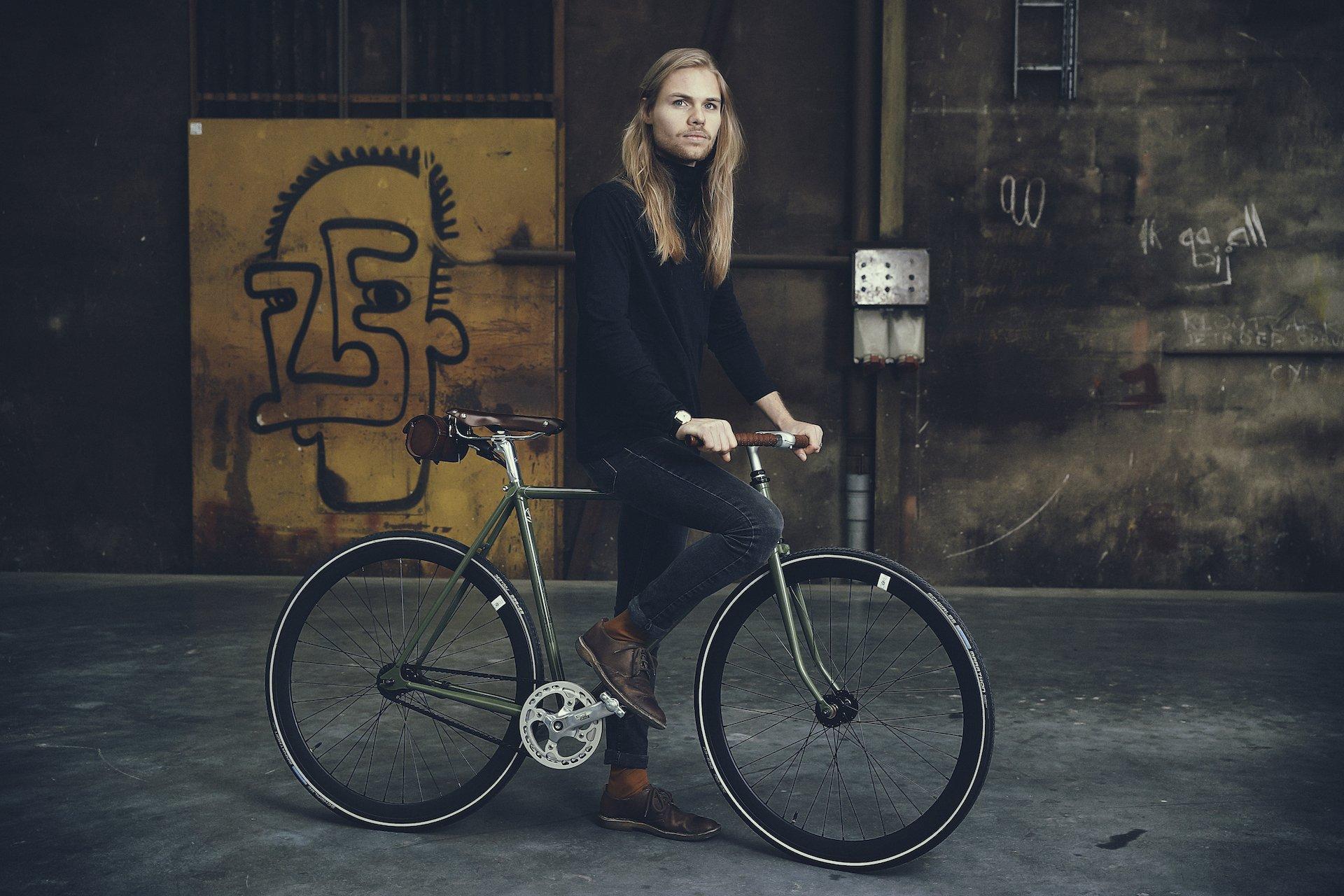 Domkwartier | Stadsfiets | Op maat gemaakt | Utrecht | Nederland