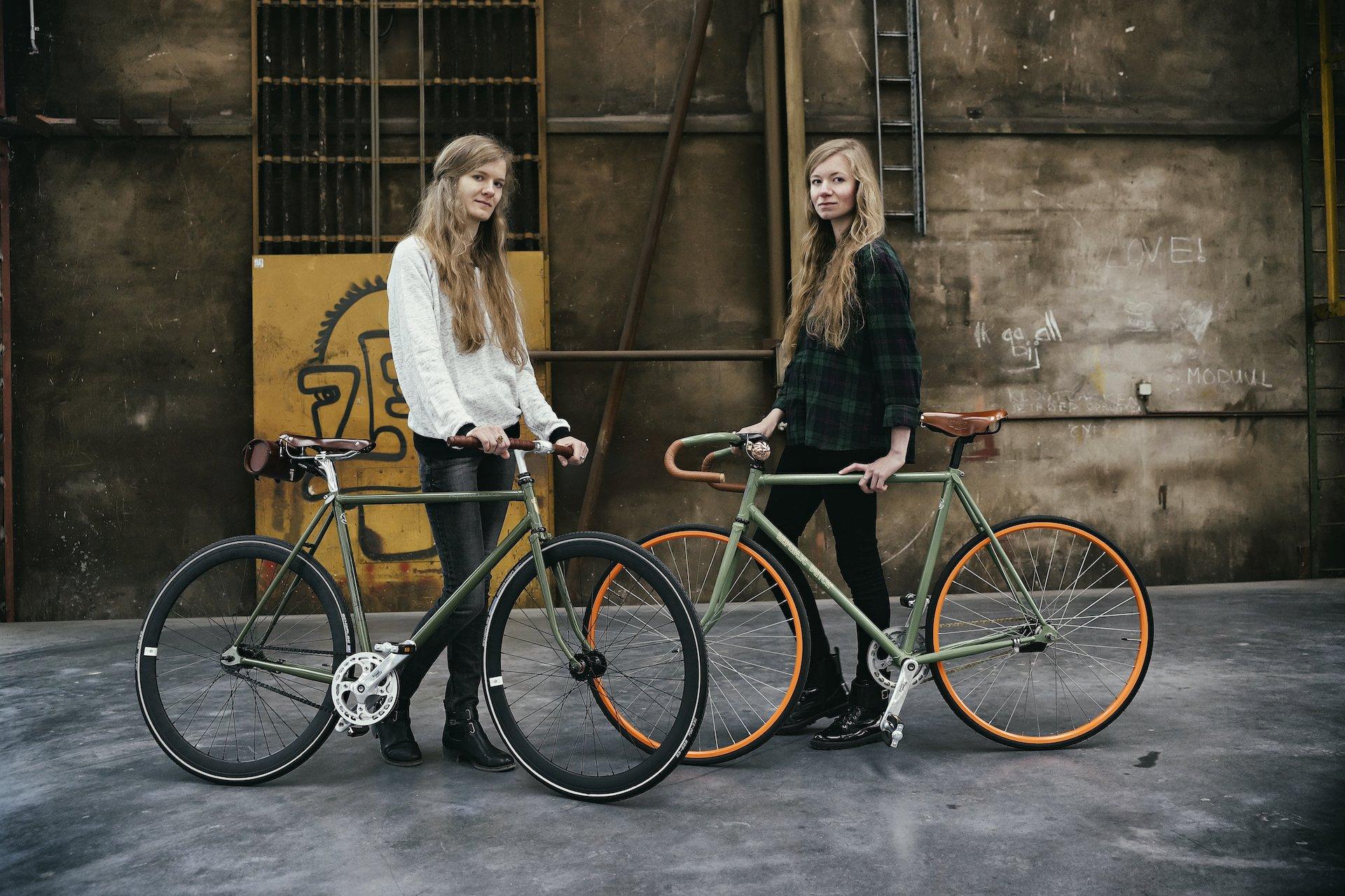 Herenfiets | Staal | Op maat gemaakt | Coole fiets | Utrecht | Nederland