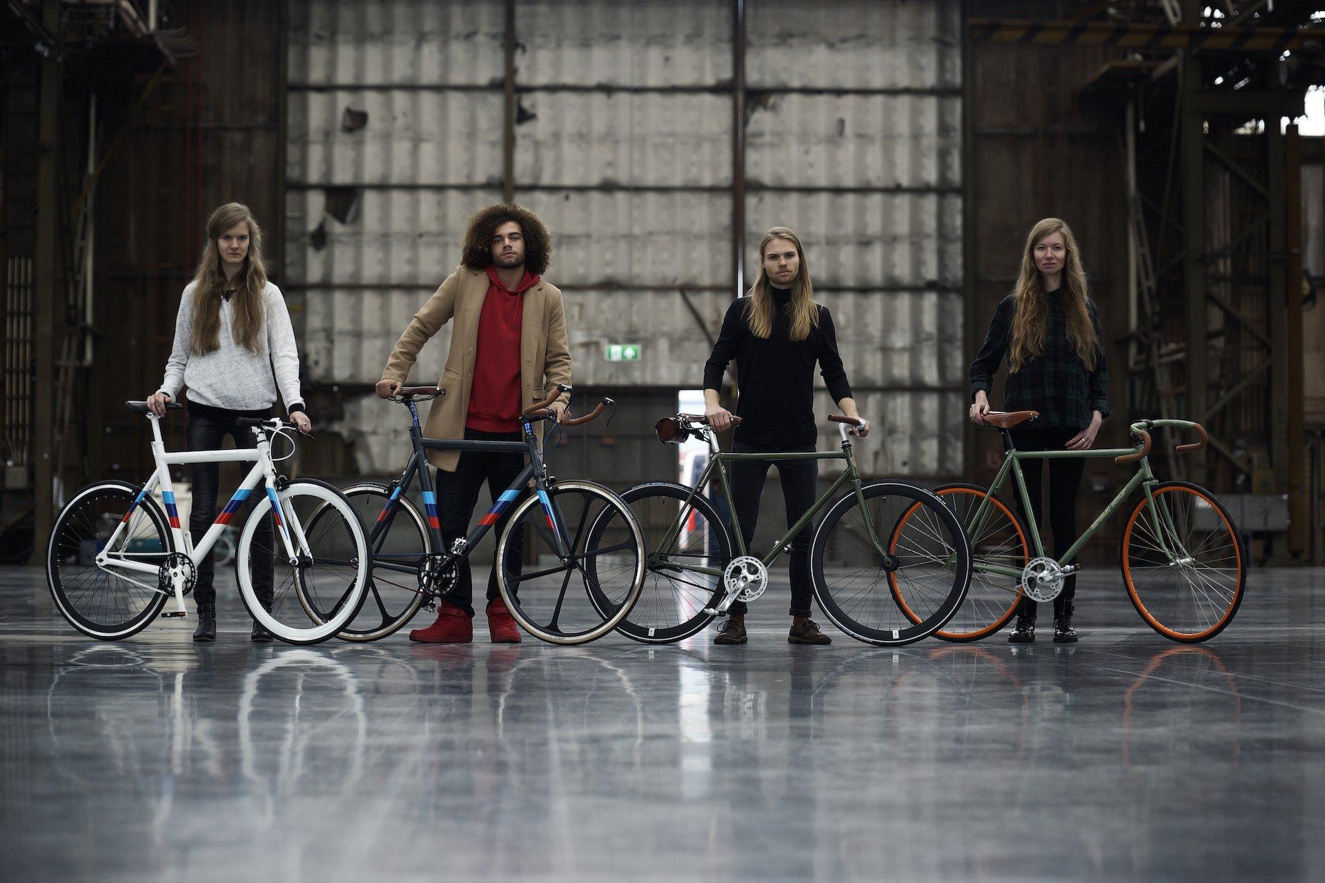 Op maat gemaakte fietsen | Koop je unieke fiets | Utrecht | Nederland