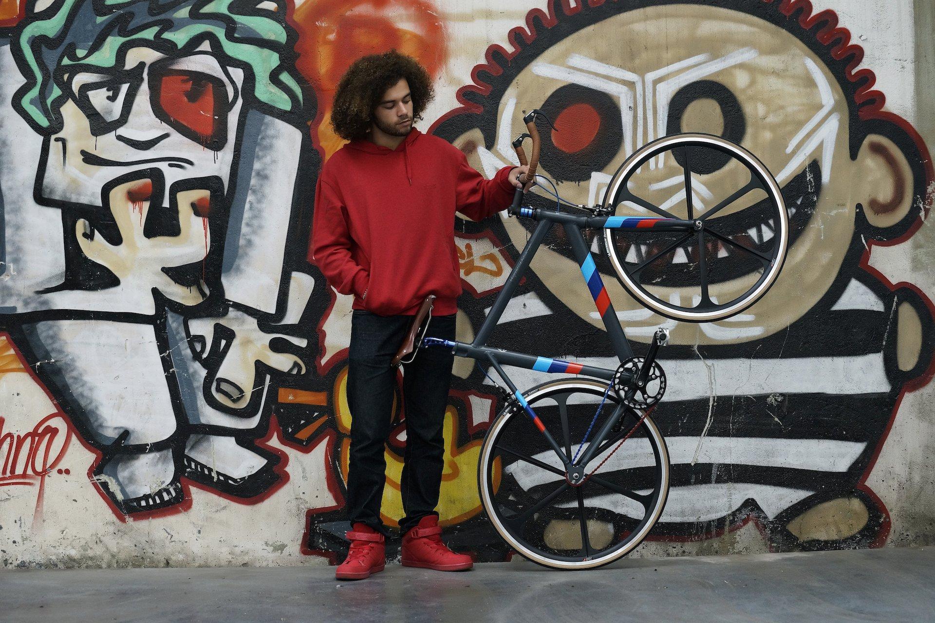Unieke fiets | Op maat gemaakt | Design | Stadfiets