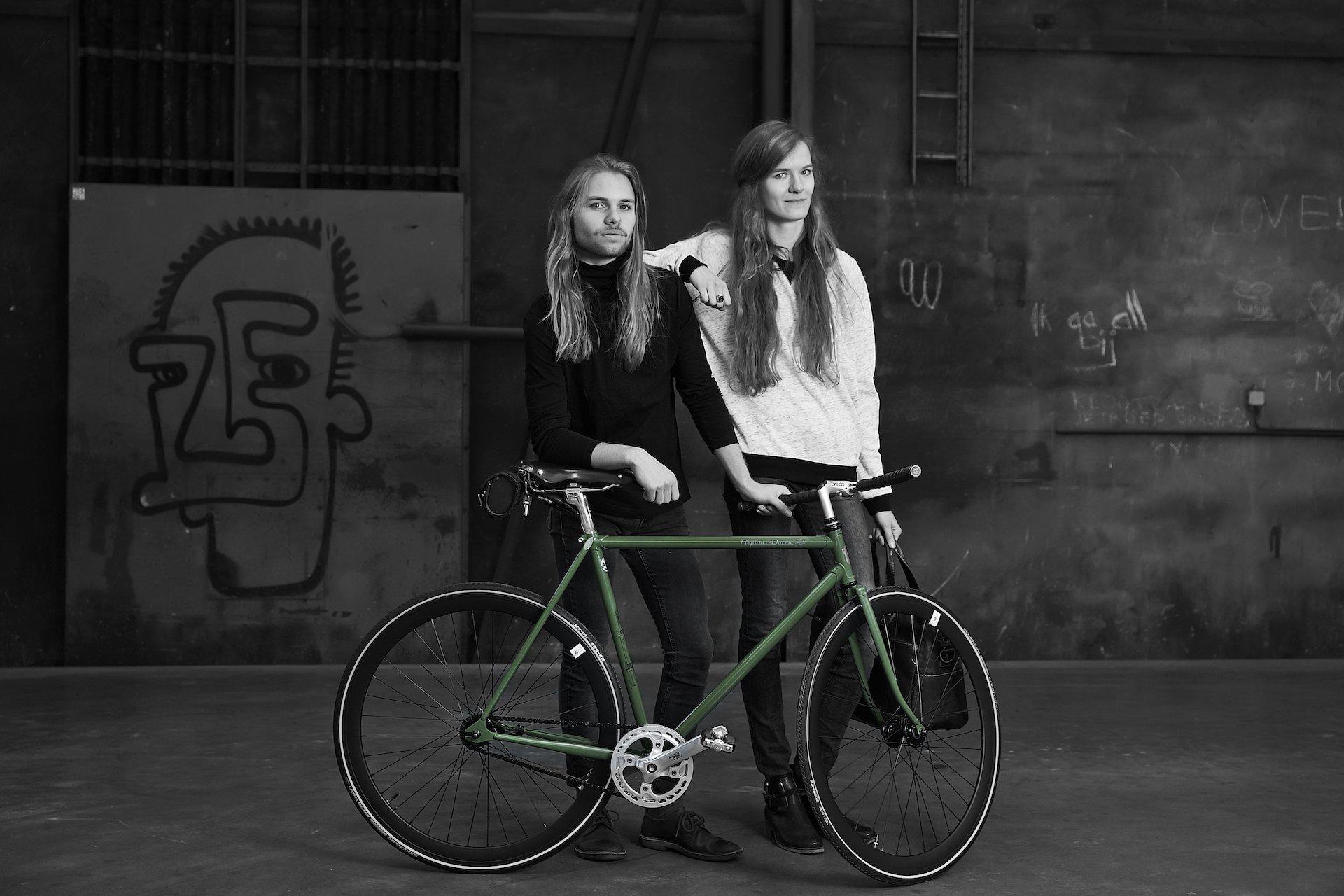 Op maat gemaakte fiets | Ontwerp je eigen fiets | configurator | Utrecht | Nederland