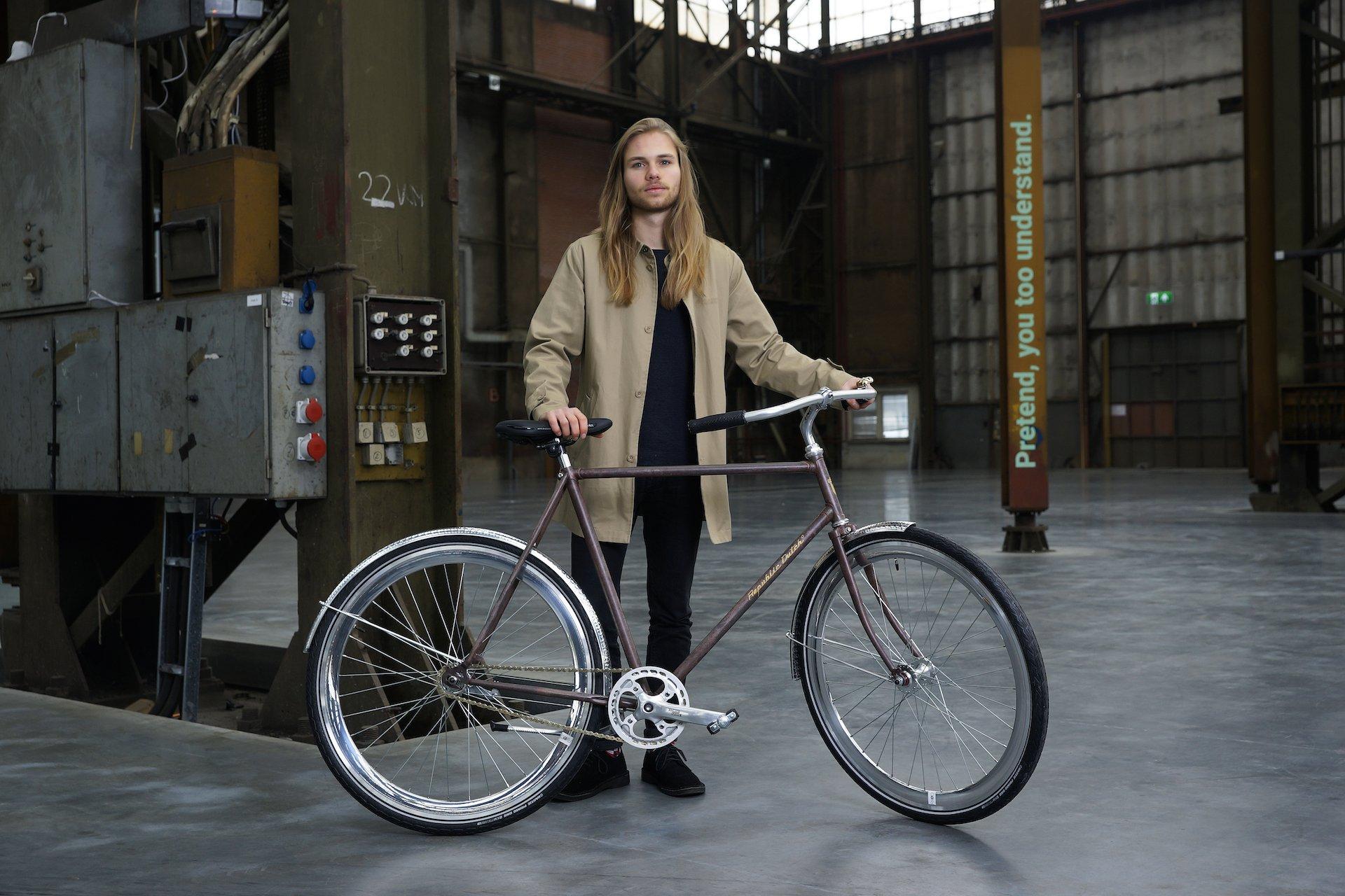 Domkwartier | Utrecht | Hippe fiets | Op maat gemaakt | Nederland