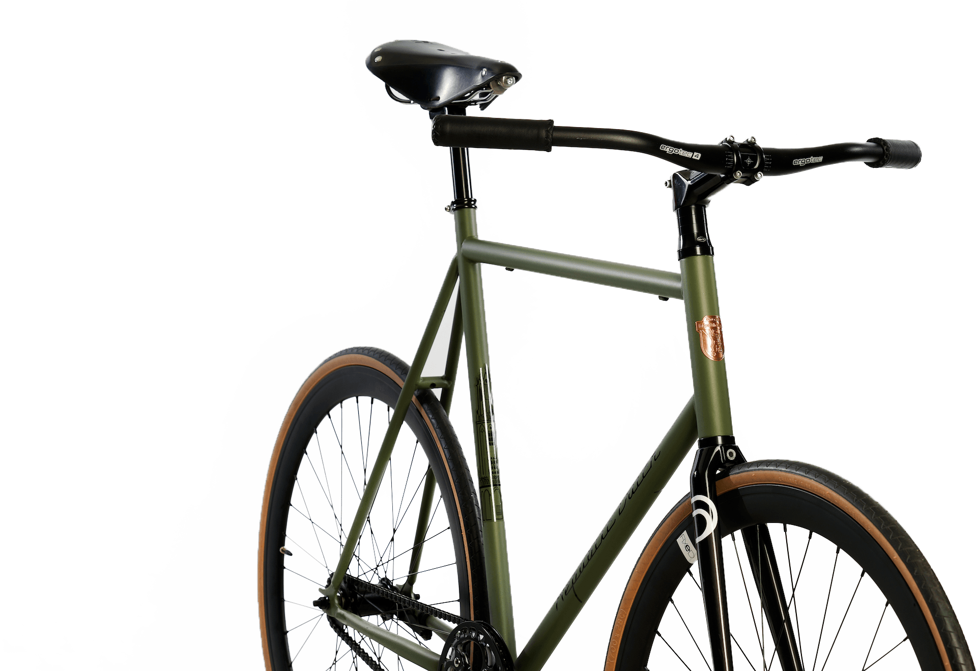 Sixty2 - Fixed bicycle made out of Steel | Custom color