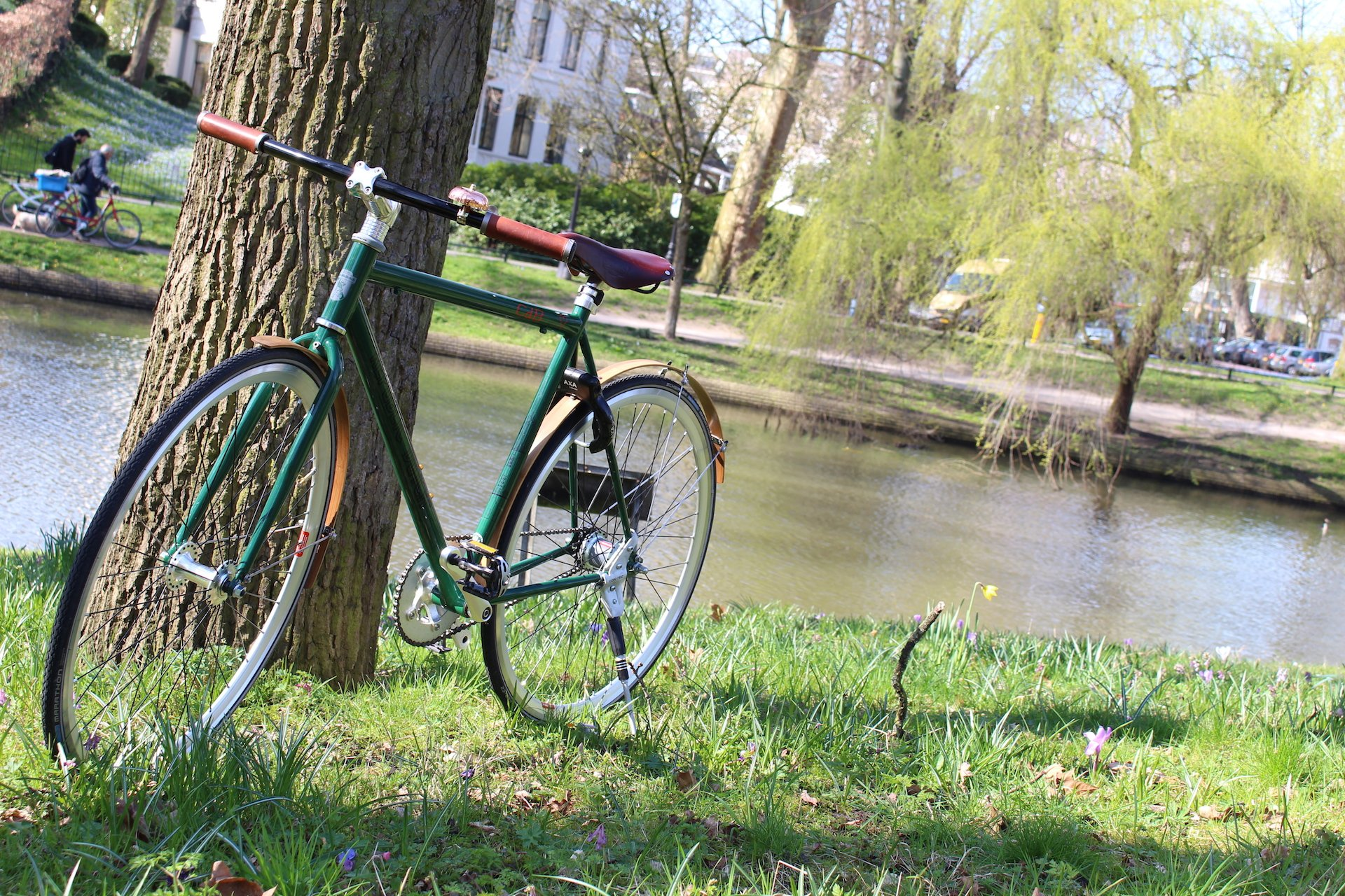 Design your own fixie or single speed bicycle | Republic Dutch | Netherlands
