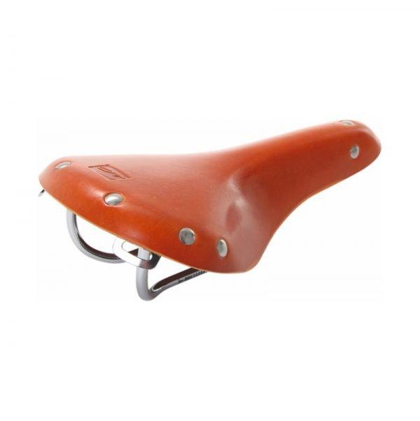 Republic Dutch | Leather saddle TourNo2 - Honey