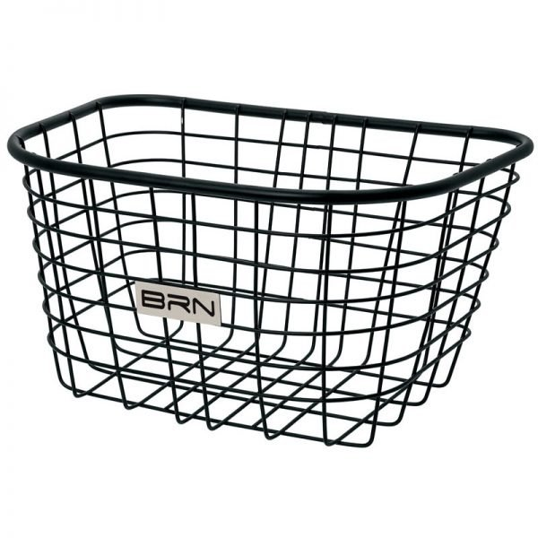 Republic Dutch - Bicycle basket black