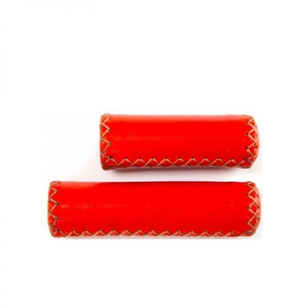 Leather Handlebar grip | Honey 125:92