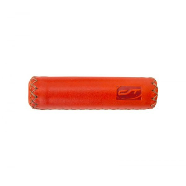 Leather Handlebar grip | Honey