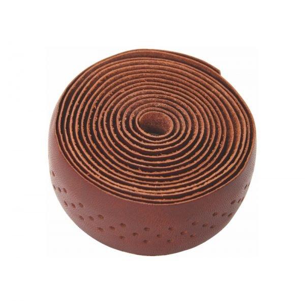 Leather Handlebar tape | Brown