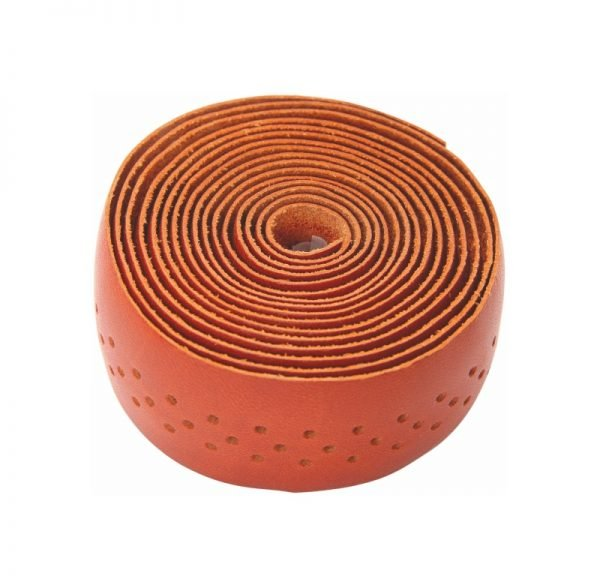 Leather Handlebar tape | Honey