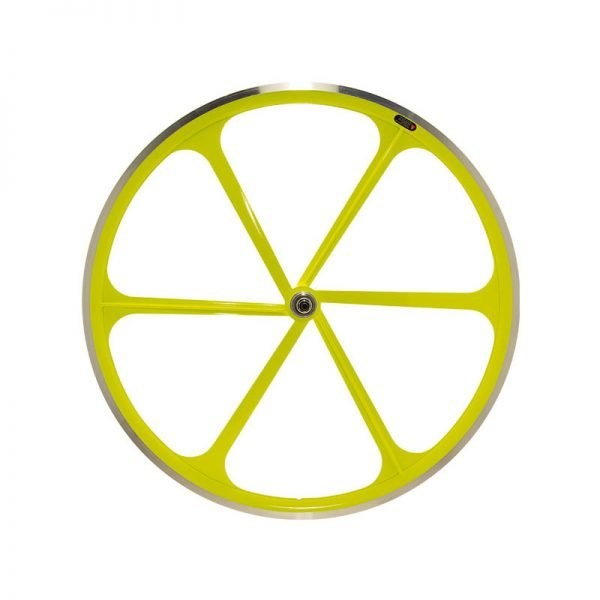 Rim - 6Spoke Yellow