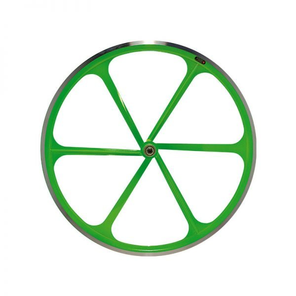 Rims 6spoke Green