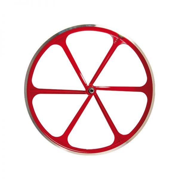 Rim - 6Spoke Red