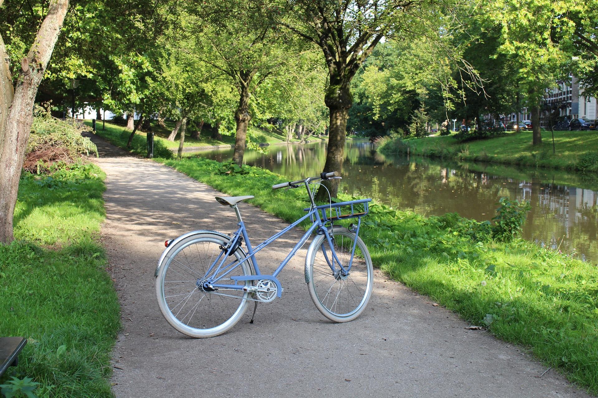 Kwaliteitsfiets | Retro stijl | Dames fiets | Met de hand gemaakt | Utrecht