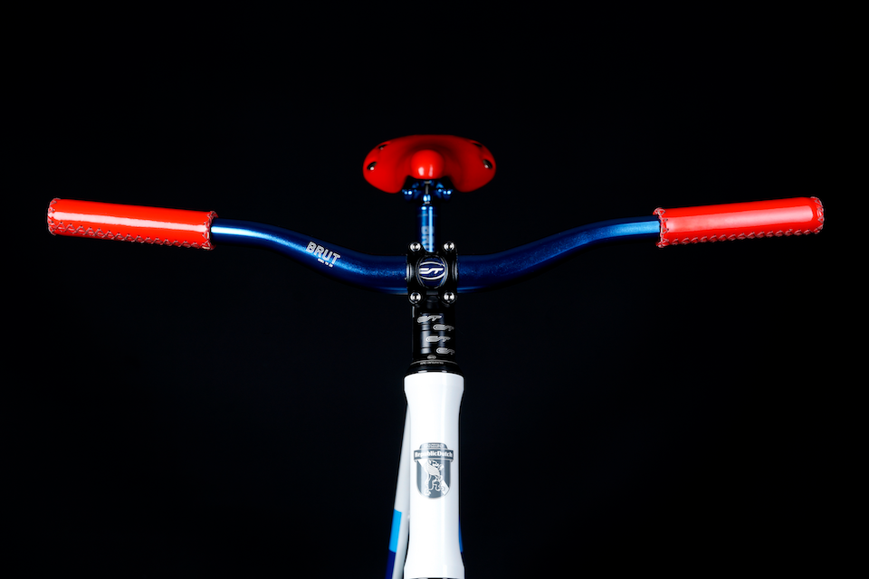 Gorgeous sport bicycle