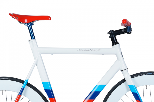 Sport bicycle made by hand