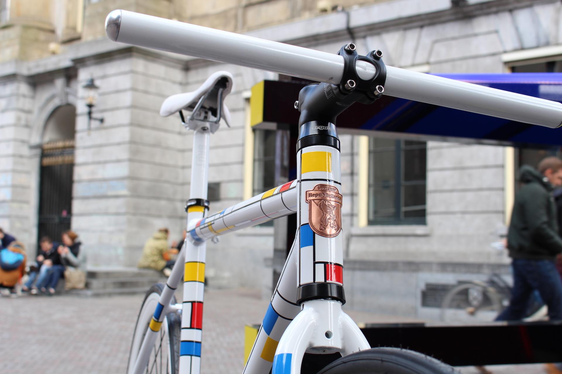 Mondriaan fiets