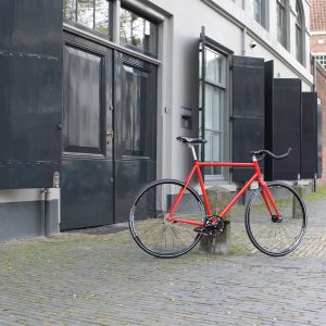 Fixed bike | Design your custom made Fixie | Made in Holland