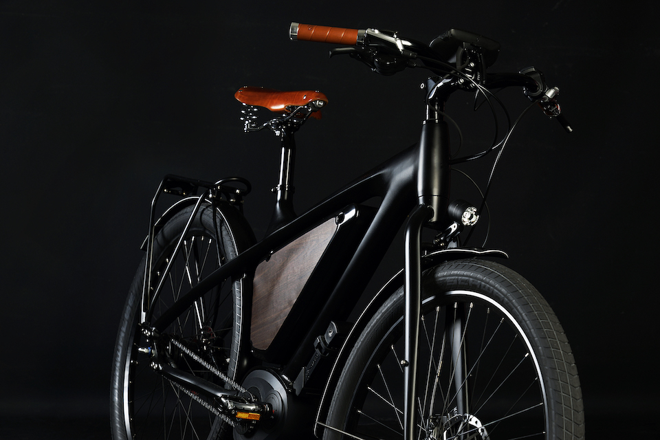Design electric bicycle