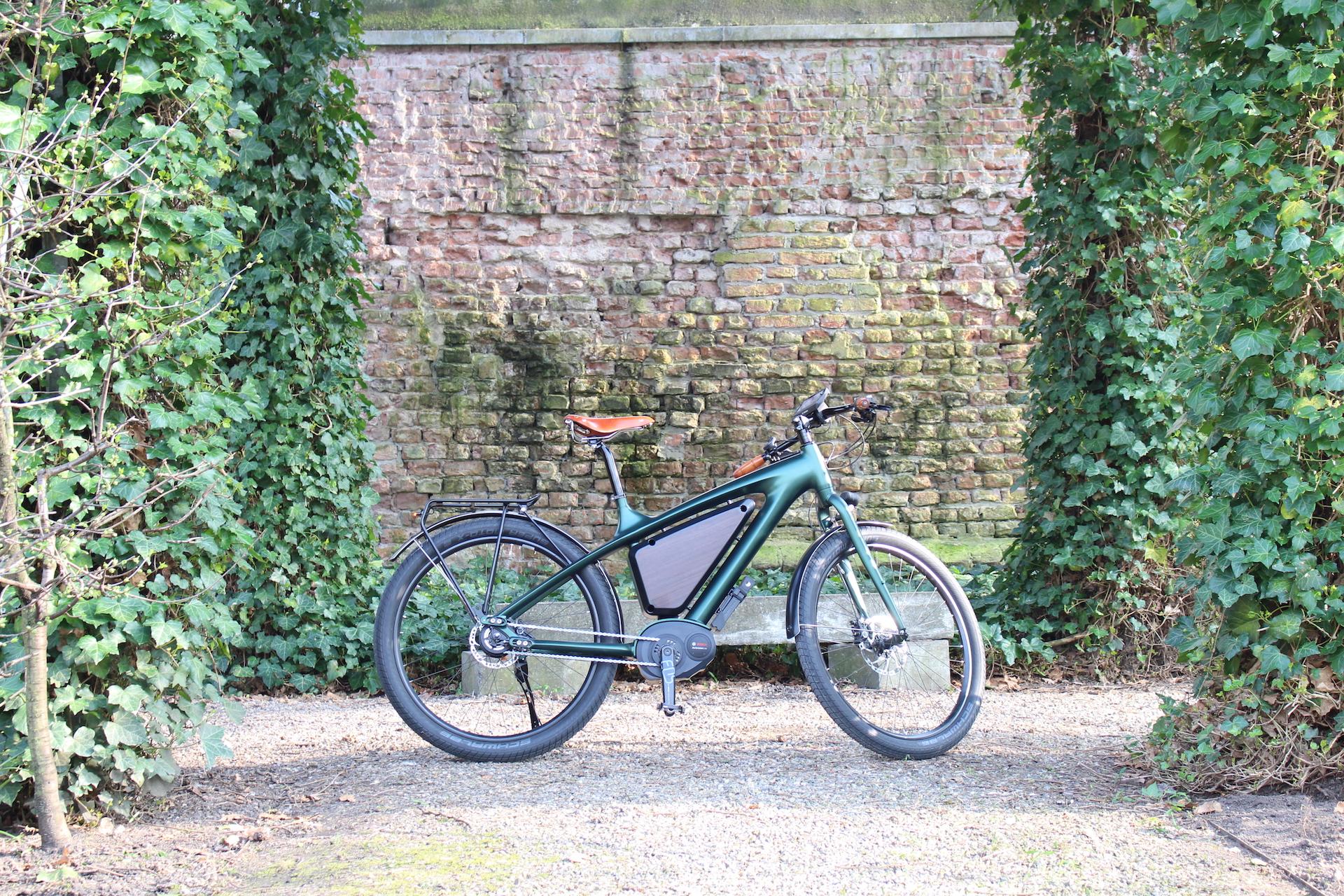 Custom made electic bike | Hand made in Holland