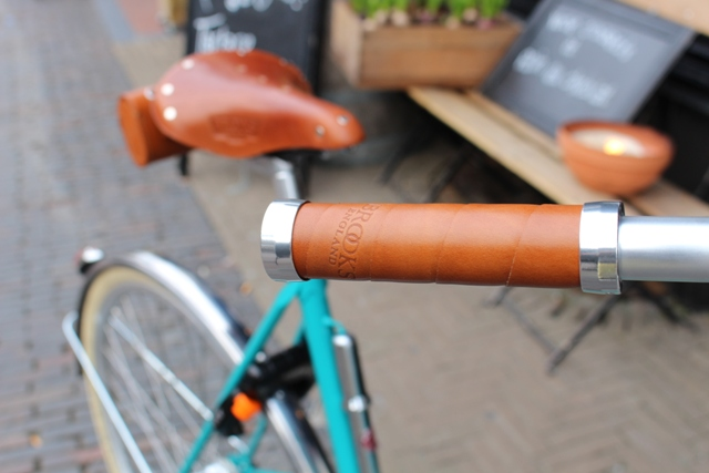 Retro dames fiets | Brooks | Handgemaakt