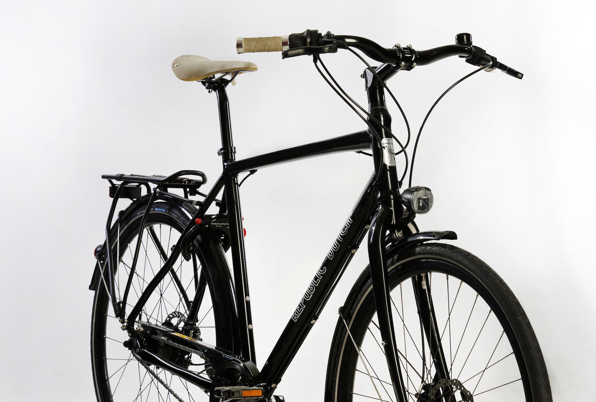 Custom made bike   Travelbike
