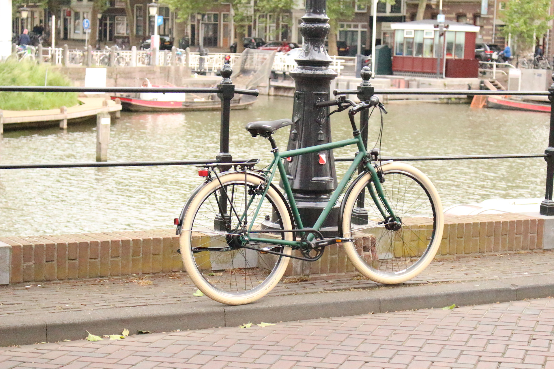 Buy a new hybrid bicycle | Made in the Netherlands