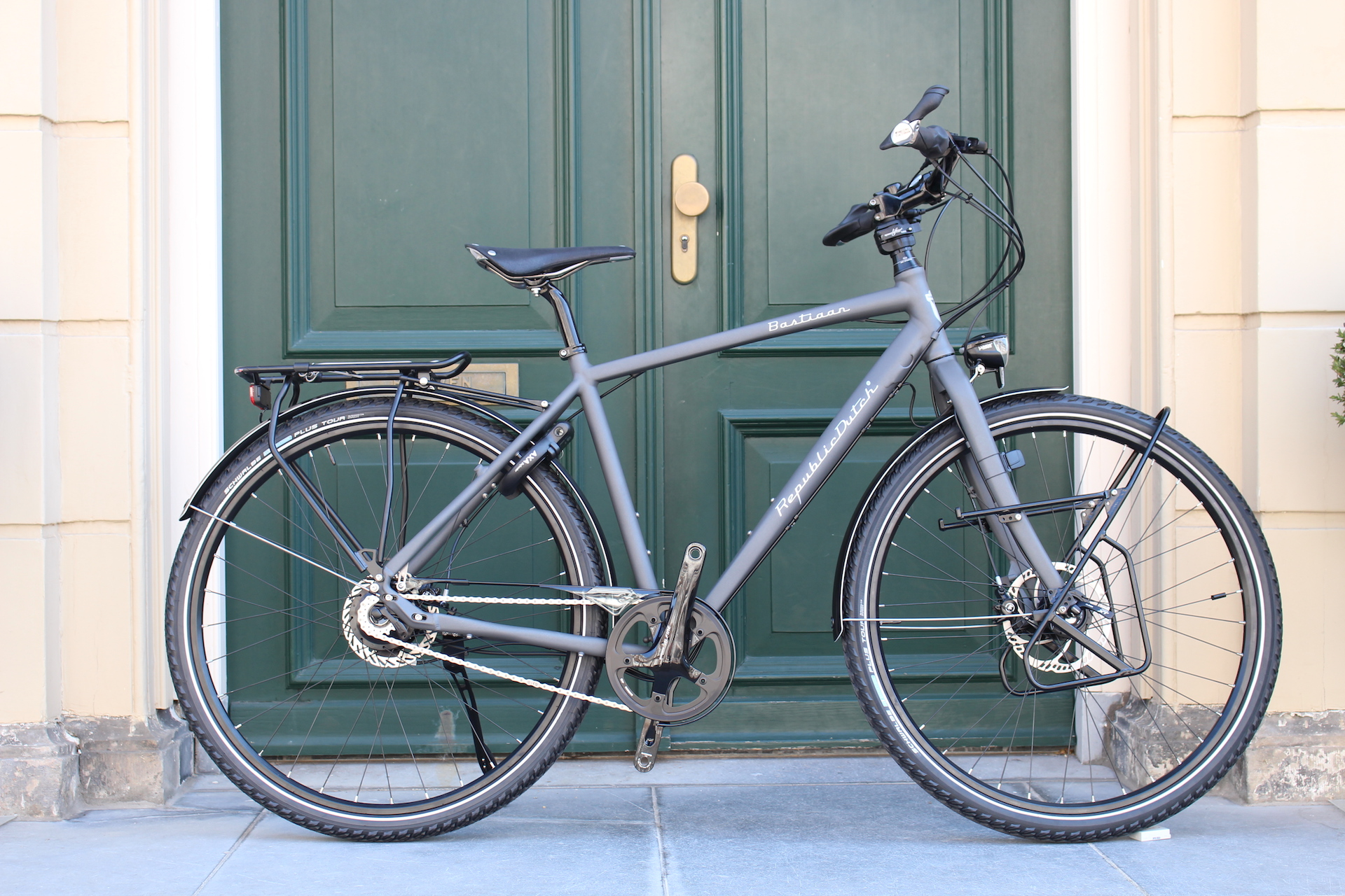 Custom made bicycle | Made in Holland
