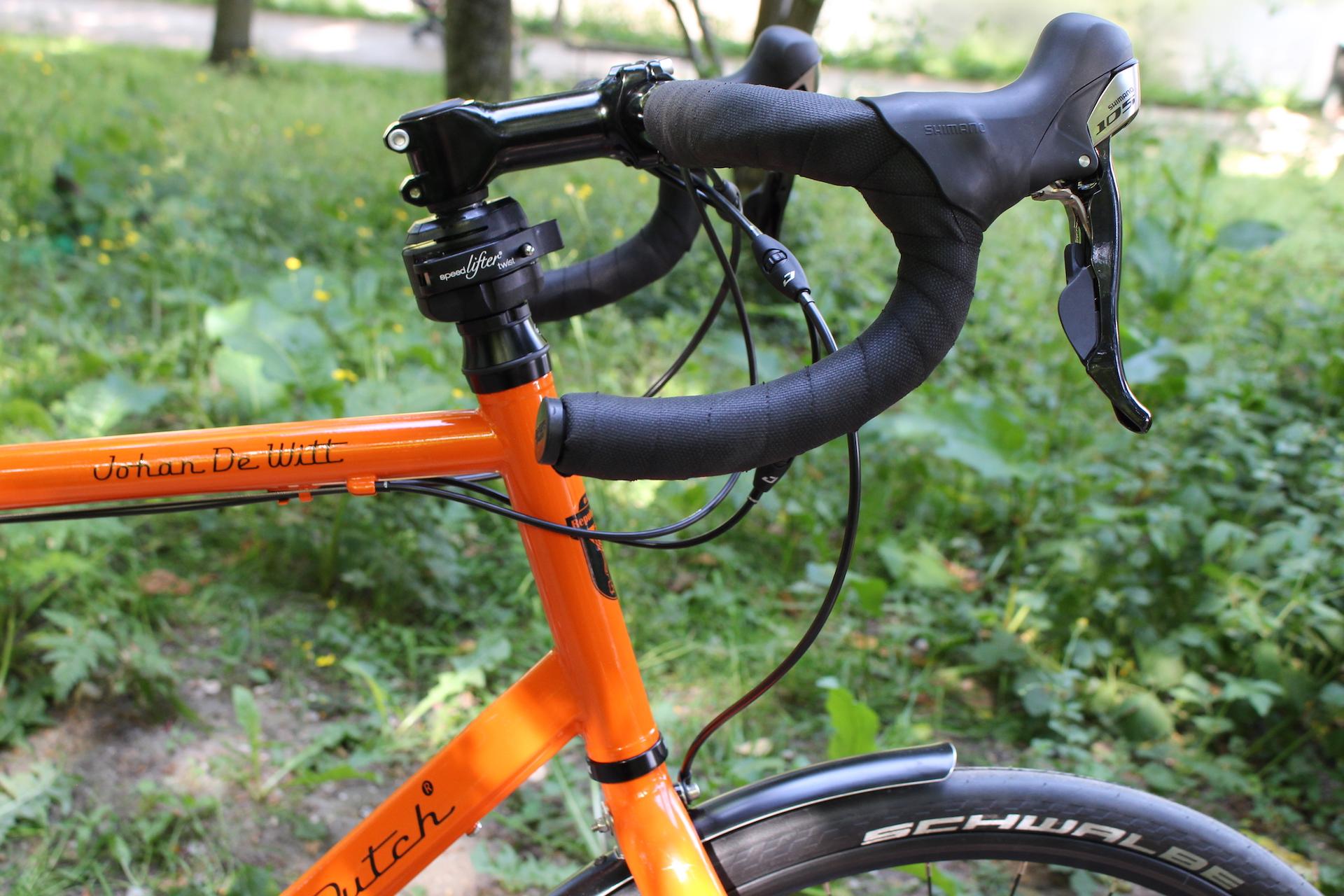 Travel bicycle - Randonneur