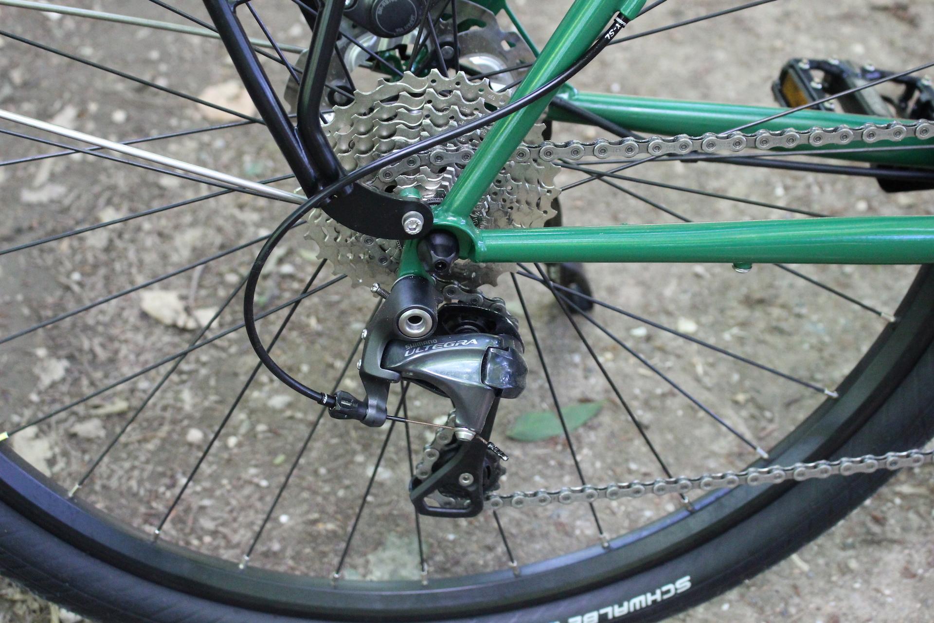 Travel bike | Hand build in Utrecht Netherlands