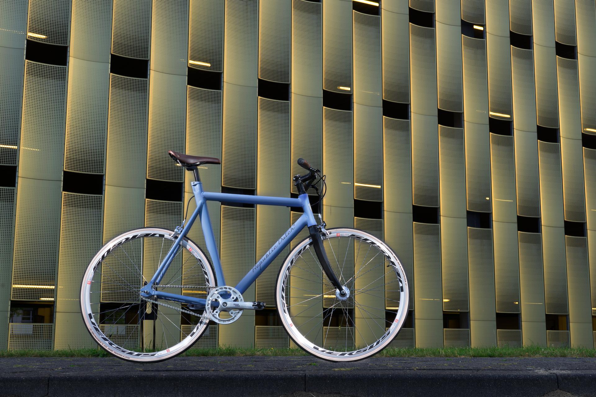 Sportieve fiets op maat gemaakt | Aluminium Frame | Snel en licht