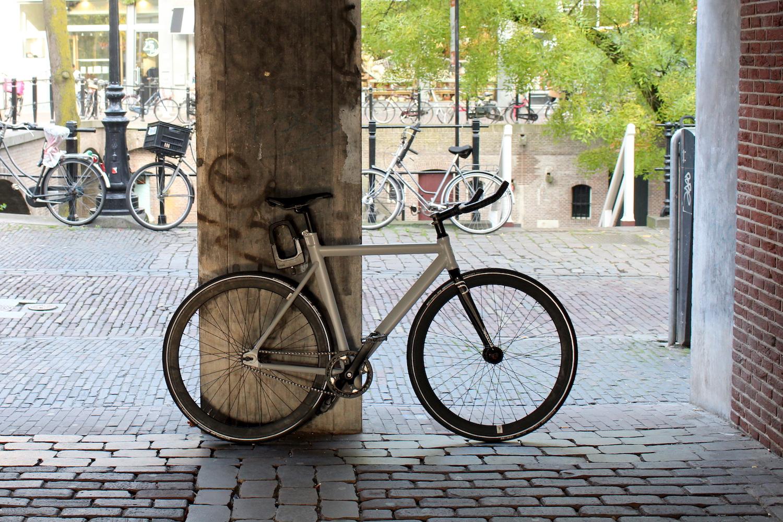 Republic Dutch | fixie fiets | met de handgemaakt