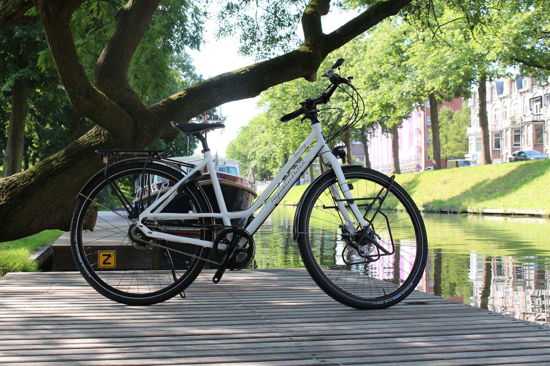 op maat gemaakte fiets | Aluminium | In Nederland gemaakt