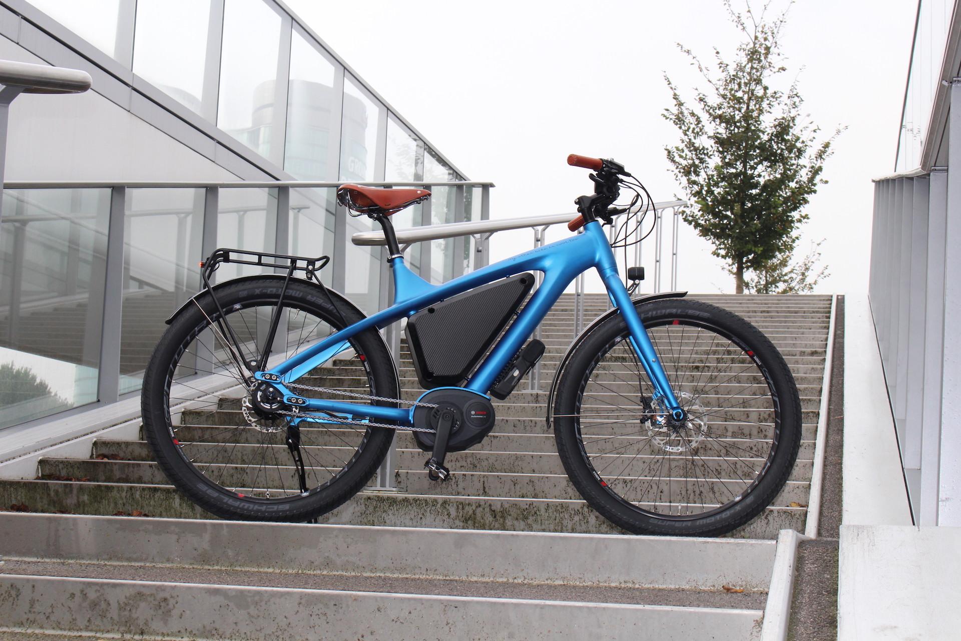 Icon - Electric Bike | Handmade in Holland