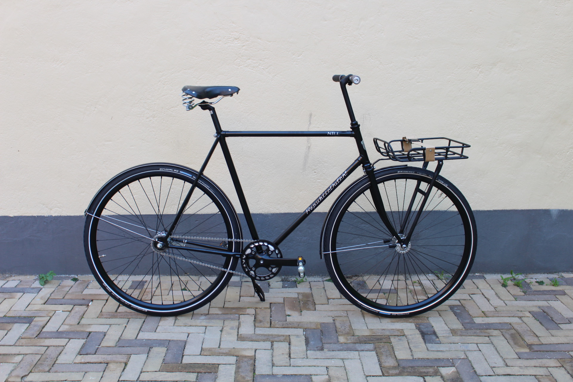 Retro styles bicycle | Handmade in Holland