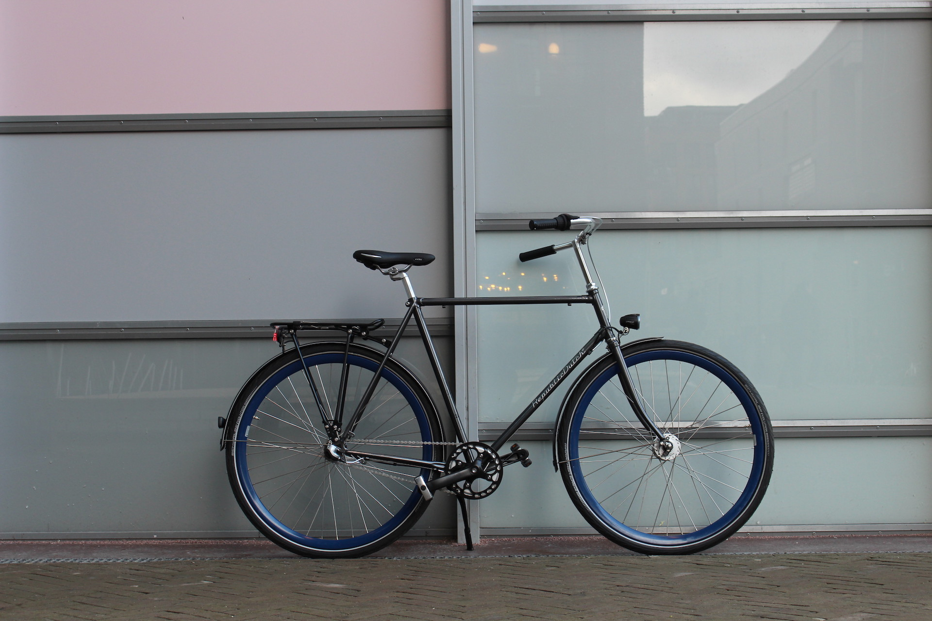 Domkwartier | Handmade bike | Retro style
