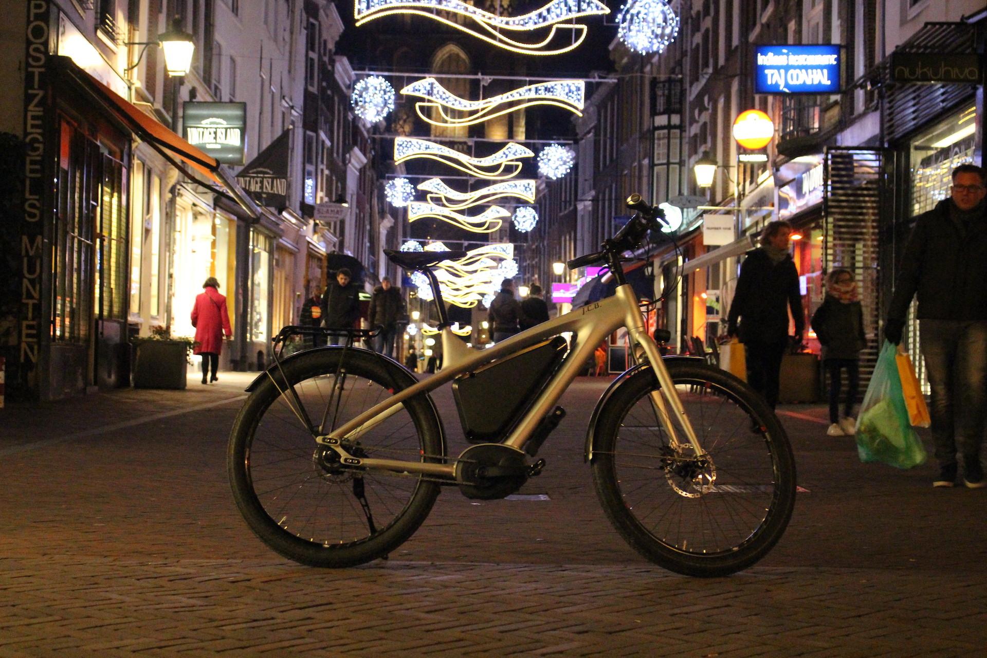 E-bike - Handmade in Utrecht | Custom with Bosch
