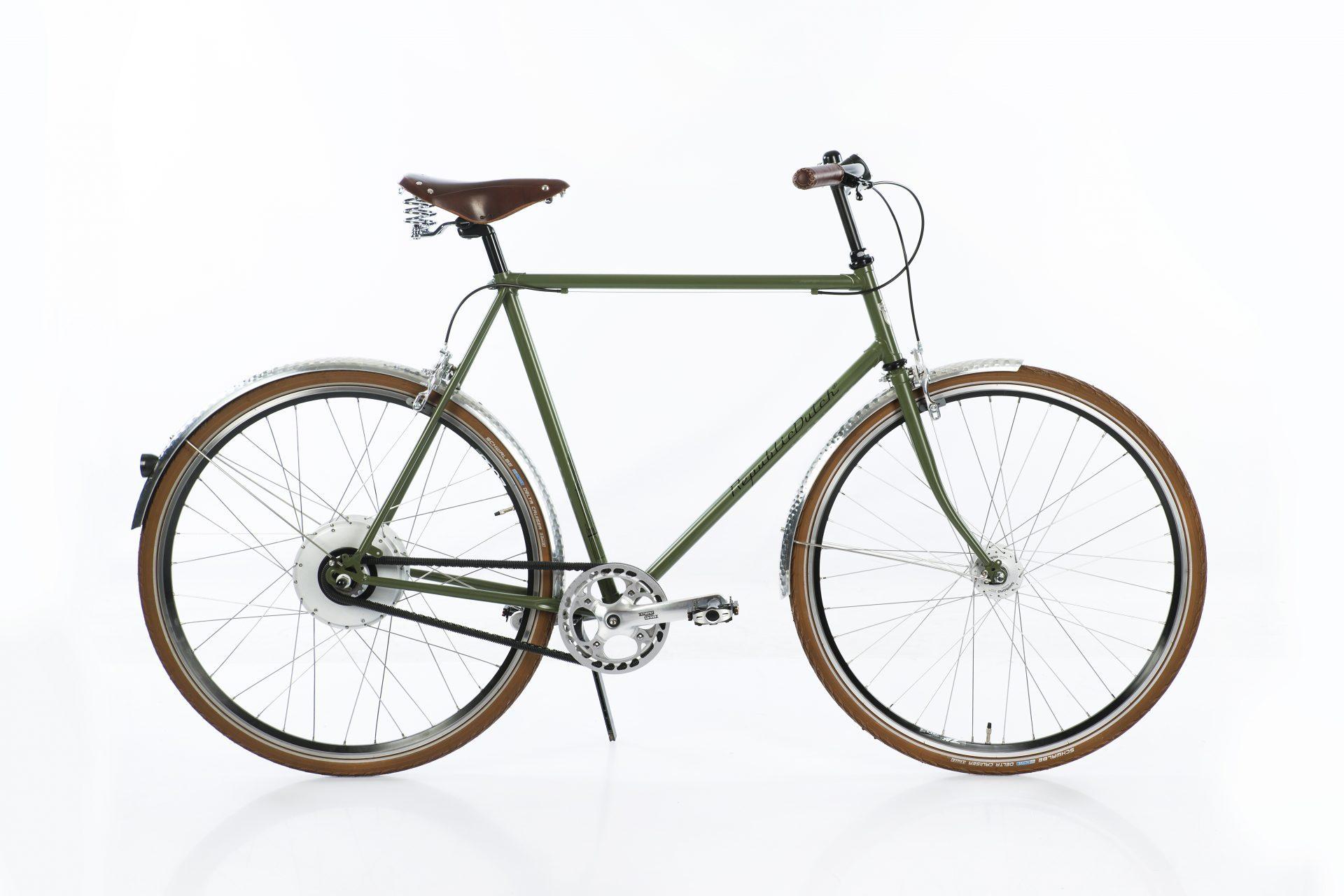 New handmade e-bike | Zehus engine
