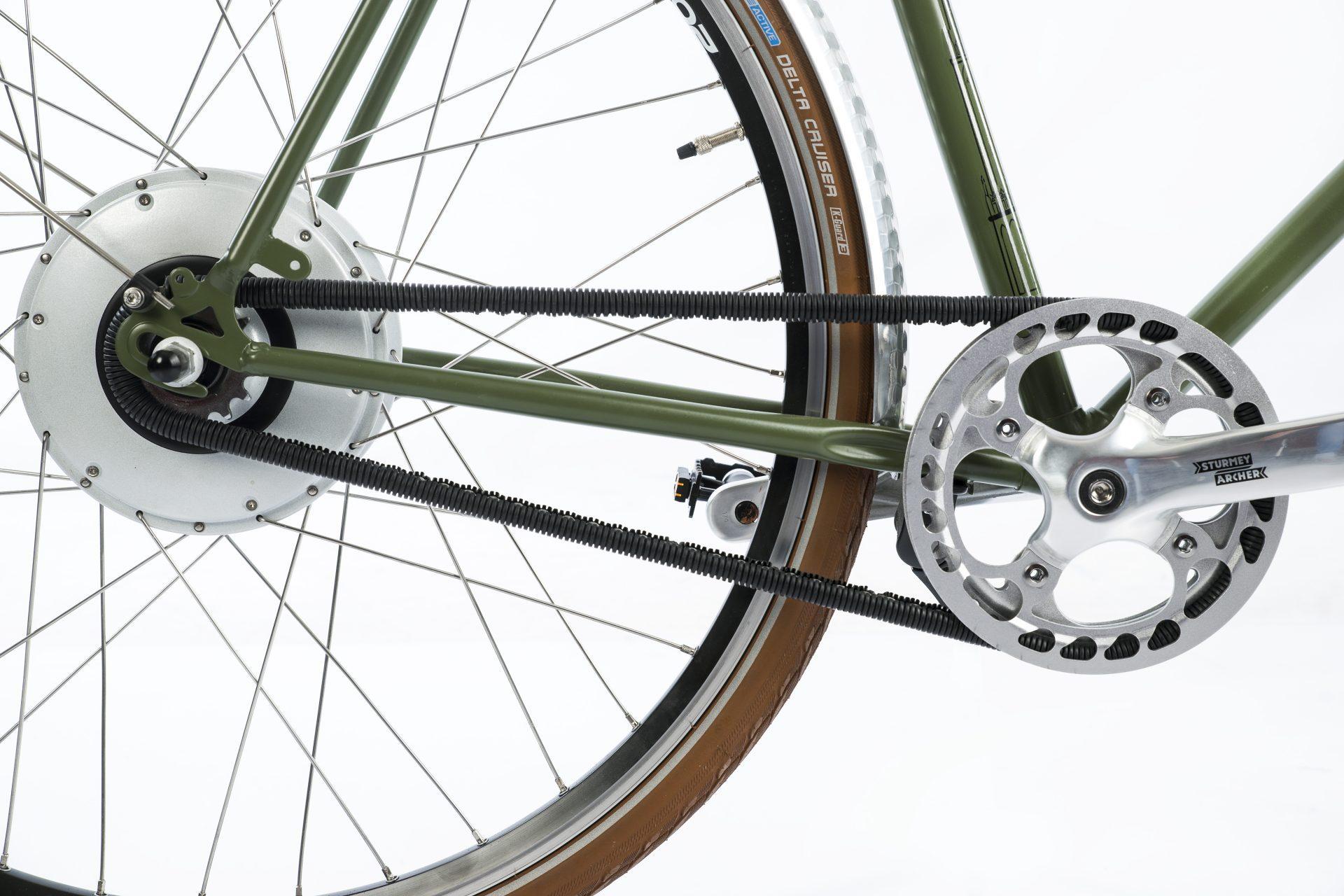 Zehus human + electric hub | design your own e-bike