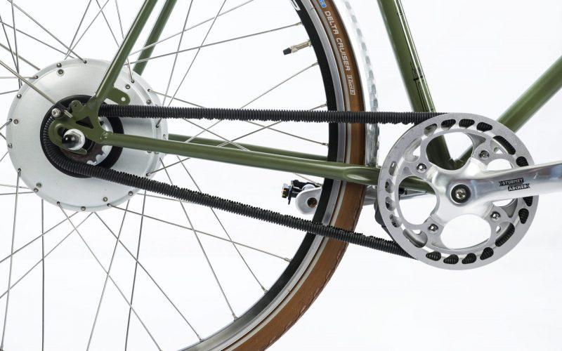 Zehus | elektrische naaf | e-bike op maat