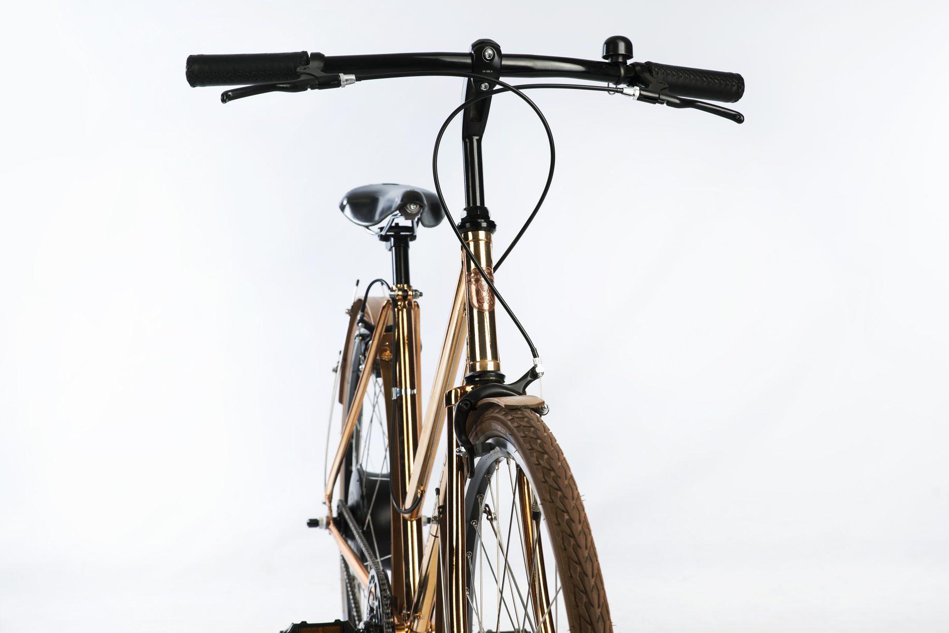 Electric bike | E-type | Custom made in Utrecht
