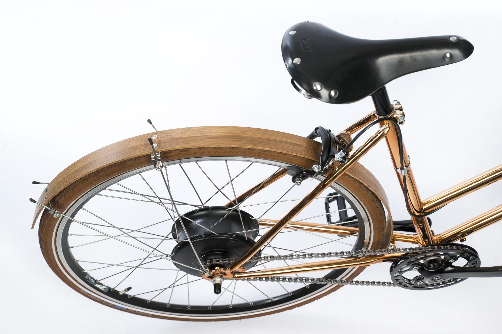 Republic Dutch | E-bike | Lady | Custom made bicycle