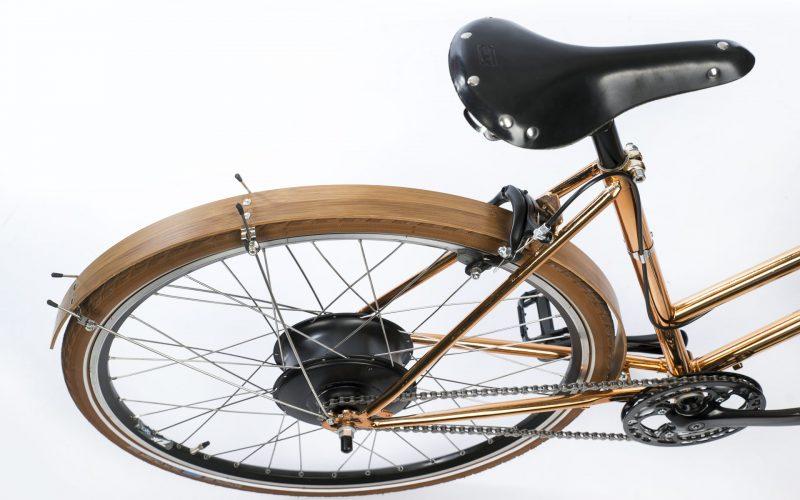 Unieke elektrische fiets | handgemaakt in Nederland | Zehus Human+ naaf