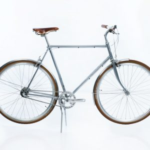 Retro bicycle - Limited edition - Chrome - Buy a custom made bicycle