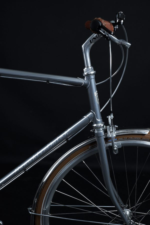 Limited Edition bicycle - handmade in the Nederlands